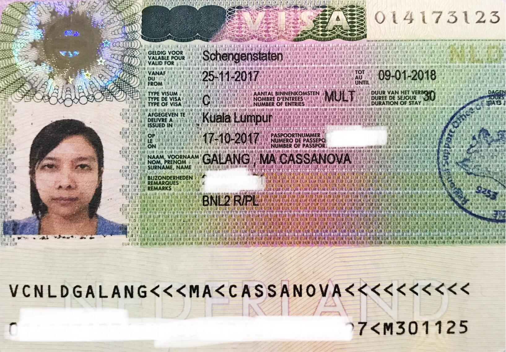 Schengen Visa Refusal