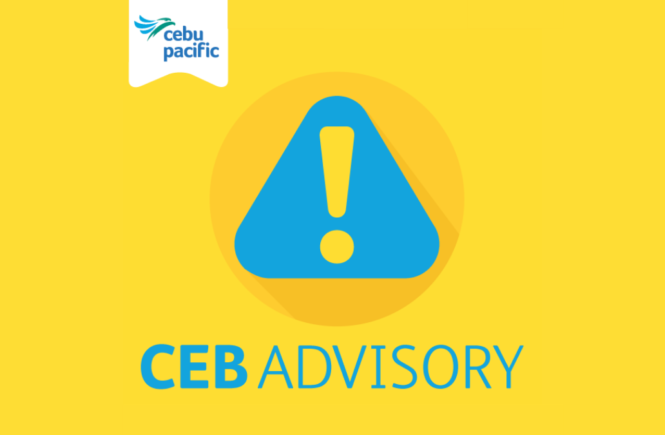 Cebu Pacific Resumes Flights